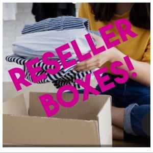 3 PC. 🔥PETITES ONLY Box #1 of 2 ♻️RESELLER BOXES…